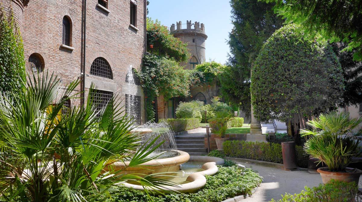 Cripta rasponi e i giardini pensili del palazzo della for Catalogo alberi da giardino